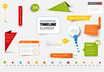 Timeline Elements Kit