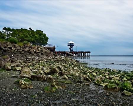Port Angeles Pier