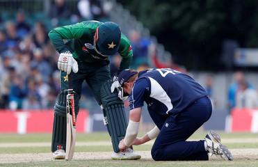 Scotland v Pakistan - Second International T20
