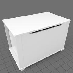 Blank toybox