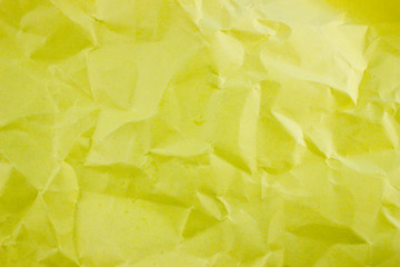 Crumpled torn color paper. Template for banners. Empty space for text and design