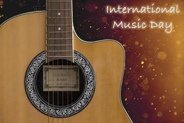 International of music day