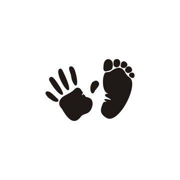 рука и нога
