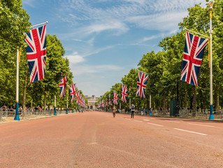 the Queens birthday Trooping the Colour