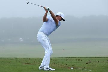 PGA: U.S. OPEN - Practice Round