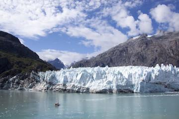 Exploring Alaska's Glacier