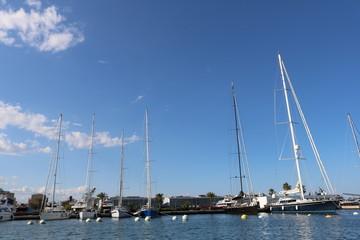 Port of Valencia Spain Mediterranean Sea