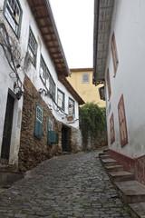 【ブラジルの世界遺産】オウロ・プレット歴史地区の風景