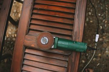 Restoration of a shutter