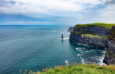 Cliffs of Moher in Ireland Europe