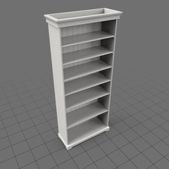 Scandinavian bookcase