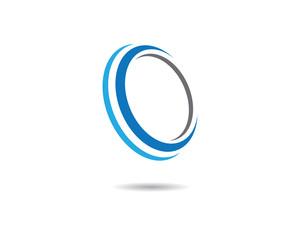 Circle vector icon illustration design
