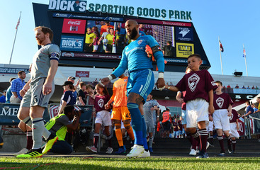 MLS: Chicago Fire at Colorado Rapids