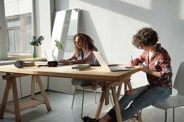 Coworking space for creative freelancers