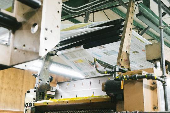 Printing Newspapers