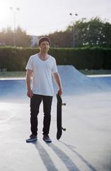 Handsome Skater