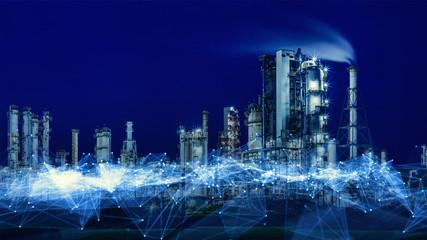 工場とネットワーク