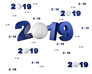Many Handball 2019 Designs with many Balls