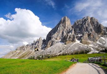 Dolomiten Südtirol Peitlerkofel