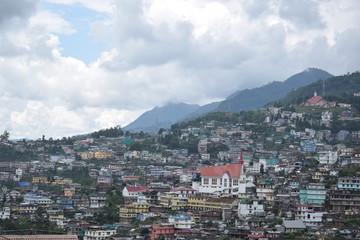 Kohima capital of Nagaland