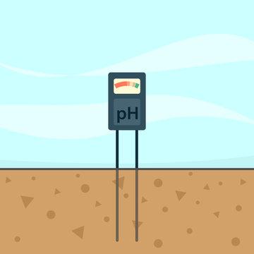 Soil ph tester.