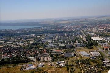Neubrandenburg. Oststadt