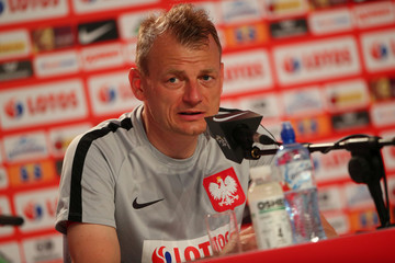 World Cup - Poland Press Conference