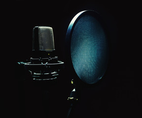 Microphone And Popup Filter