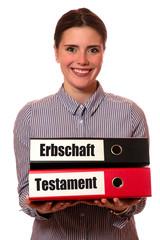 Erbschaft Testament