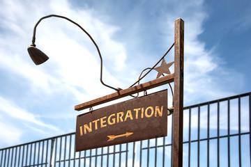 Schild 280 - Integration