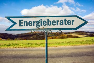 Schild 251 - Energieberater