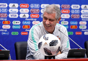 World Cup - Portugal Press Conference