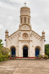 St. Teresa's Catholic Church in Savannakhet, Laos
