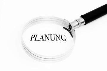 Planung im Fokus