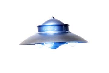 In de dag UFO Classic ufo saucer