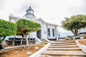 Cijin island Kaohsiung lighthouse in Taiwan