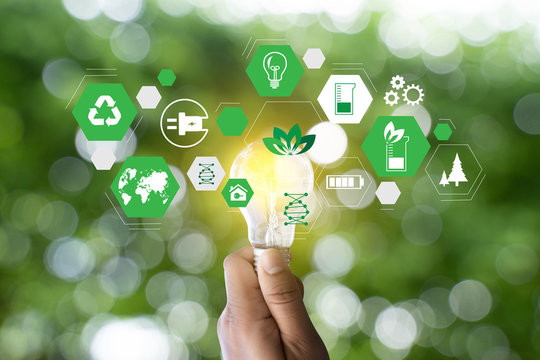 green energy concept energy sources sustainable Ecology Elements