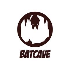 Circle Night Bat Cave Mystery Symbol
