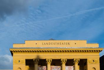 Photo sur Aluminium Opera, Theatre Landestheater Innsbruck