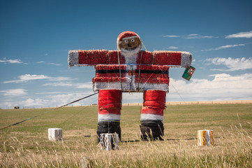 Hay Santa