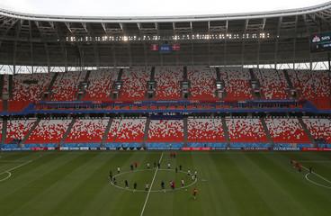 Soccer Football - World Cup - Peru Training