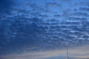 Sky background.
