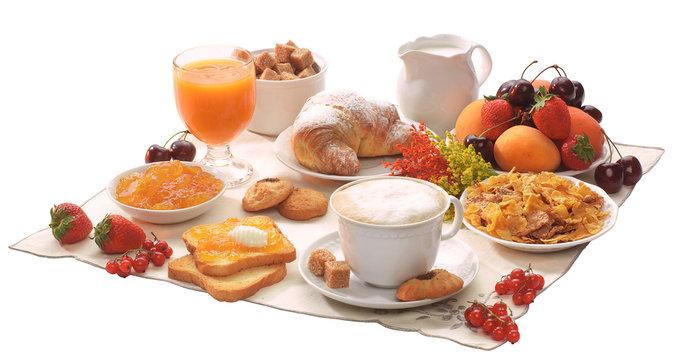 Prima colazione italiana