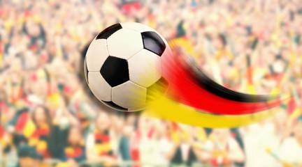 Fussball Tor Deutschland