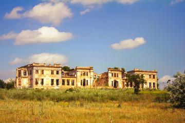 Pankeev estate in the village Vasilyevka, Odessa region, Ukraine