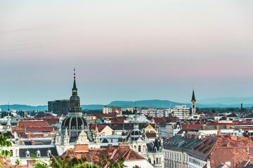 Graz Austria Cityscape