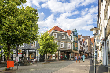 Hattingen, Obermarkt