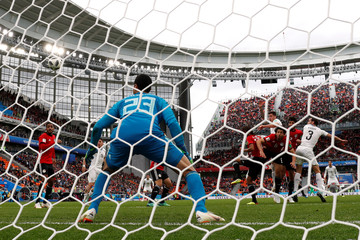 World Cup - Group A - Egypt vs Uruguay