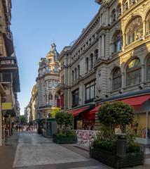 Türaufkleber Buenos Aires Calle Florida (Florida Street) - Buenos Aires, Argentina
