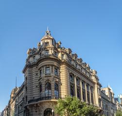 Centro Naval at Calle Florida (Florida Street) - Buenos Aires, Argentina